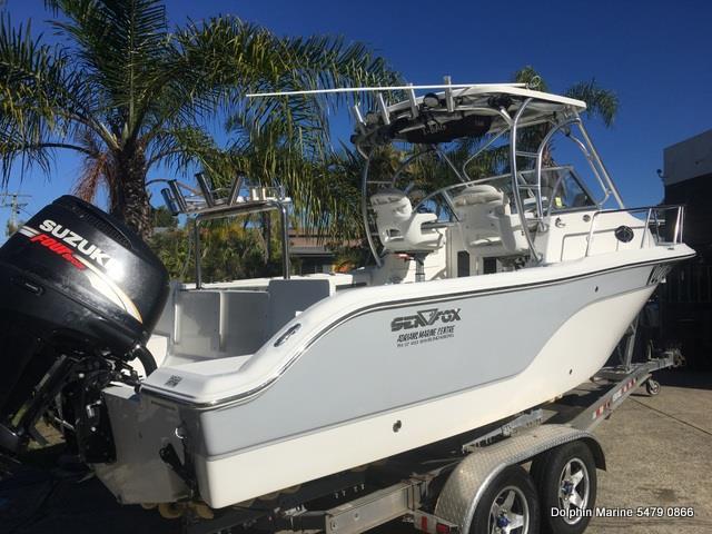 Sea Fox 236 WA