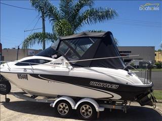 Whittley 2380 Sports Cruiser
