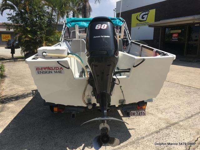 Bermuda 4.3m Runabout