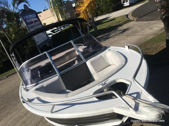 Quintrex 560 Freedom Cruiser