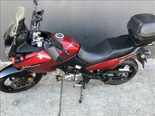 2006  SUZUKI DL650