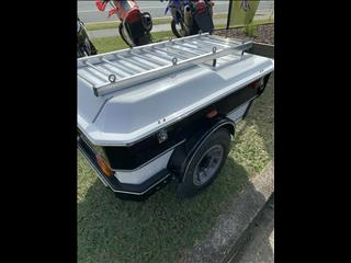 1993  ELITE TRAILER elite   1 AXLE