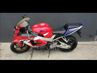 2001  HONDA CBR929RR