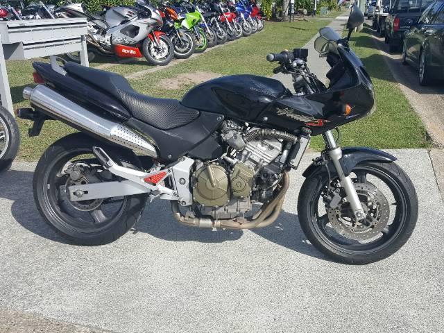 2000  HONDA CB600F HORNET