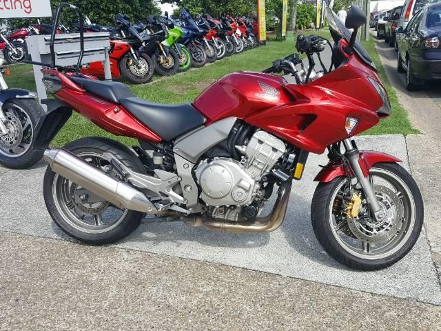 2008  HONDA CBF1000