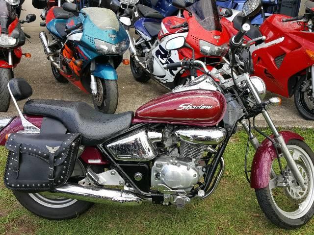 2002  HONDA TA200