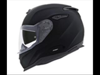 NEXX SX100 Helmet Plain Matte Black