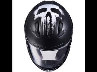HJC CL-17 Marvel -The Punisher Helmet