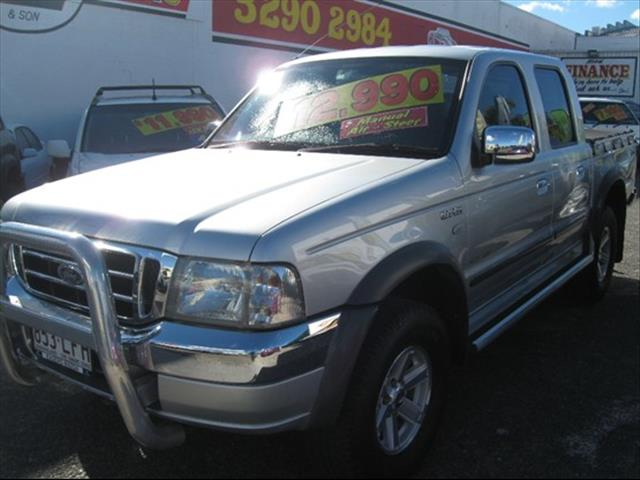 2005 FORD COURIER XLT PH UTILITY