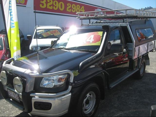 2007 MAZDA BT-50 DX UN CAB CHASSIS