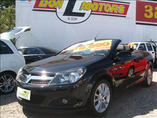 2008 HOLDEN ASTRA Twin Top AH CONVERTIBLE