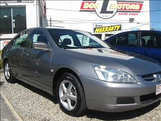 2005 HONDA ACCORD VTi 7th Gen SEDAN