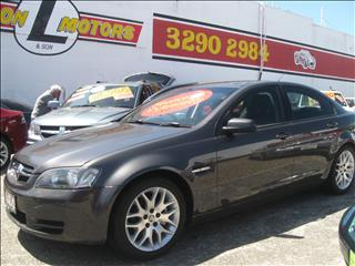 2008 HOLDEN COMMODORE 60th Anniversary VE SEDAN
