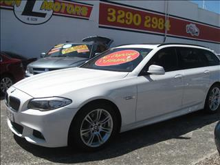 2011 BMW 520D  F11 WAGON