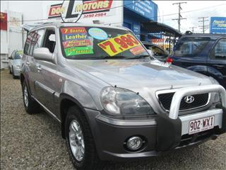 2004 HYUNDAI TERRACAN Highlander HP WAGON