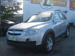 2010 HOLDEN CAPTIVA CX CG WAGON
