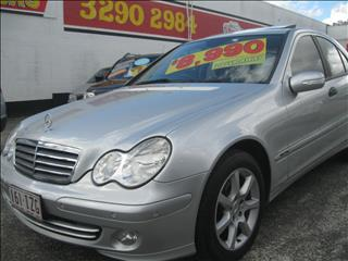2005 MERCEDES-BENZ C180 KOMPRESSOR Classic W203 SEDAN