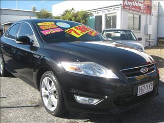2011 FORD MONDEO LX TDCi MC HATCHBACK