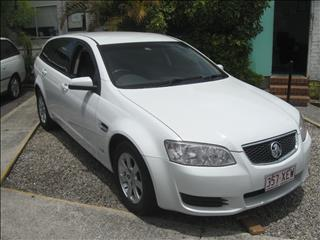 2011 HOLDEN COMMODORE Omega VE Series II WAGON