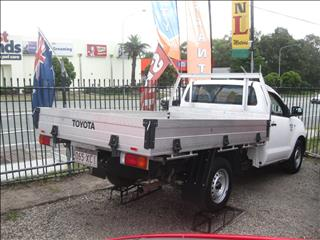 2009 TOYOTA HILUX Workmate TGN16R CAB CHASSIS