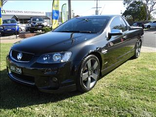 2012 HOLDEN COMMODORE SV6 THUNDER VE II MY12 UTILITY
