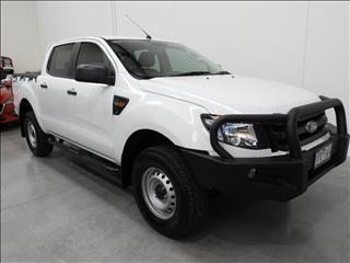 2015 FORD RANGER XL 2.2 HI-RIDER (4x2) PX CREW CAB P/UP