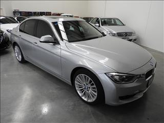 2013 BMW 3 28i LUXURY LINE F30 4D SEDAN