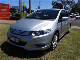 2011 HONDA INSIGHT VTi HYBRID 5D HATCHBACK