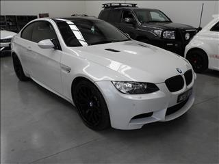 2013 BMW M3 E92 MY13 2D COUPE