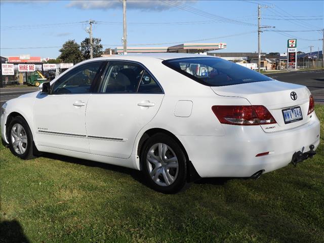 Used 2009 Toyota Aurion At X Gsv40r 4d Sedan For Sale Mornington