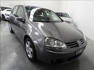 2009 VOLKSWAGEN GOLF 2.0 FSI PACIFIC 1K MY09 5D HATCHBACK