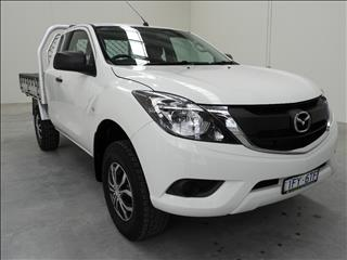 2016 MAZDA BT-50 XT (4x2) MY16 FREESTYLE C/CHAS