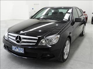 2009 MERCEDES-BENZ C200 KOMPRESSOR CLASSIC W204 4D SEDAN