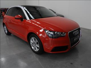 2011 AUDI A1 1.4 TFSI ATTRACTION 8X 3D HATCHBACK