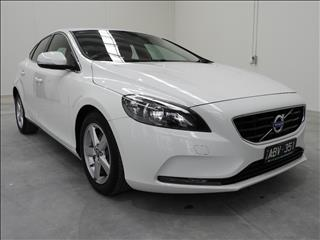 2014 VOLVO V40 D2 KINETIC M MY14 5D HATCHBACK