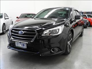 2017 SUBARU LIBERTY 2.5i PREMIUM MY17 4D SEDAN