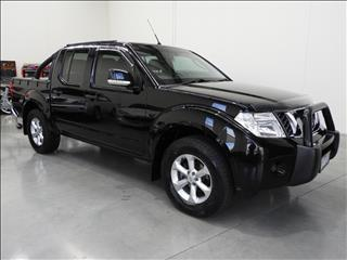 2014 NISSAN NAVARA ST (4x4) D40 MY12 UPGRADE DUAL CAB P/UP