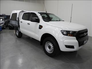 2016 FORD RANGER XL 3.2 (4x4) PX MKII MY17 CREW C/CHAS