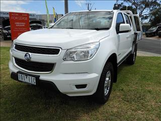 2015 HOLDEN COLORADO LS (4x2) RG MY15 CREW C/CHAS