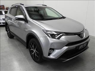 2018 TOYOTA RAV4 GXL (2WD) ZSA42R MY18 4D WAGON