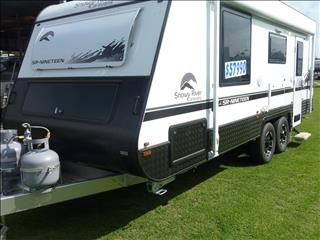 NEW 2019 SNOWY RIVER SR19 ENSUITE SEMI-OFF ROAD CARAVAN