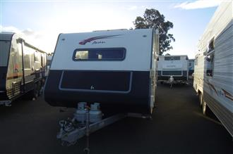 2013 Avan Frances 16FT Caravan