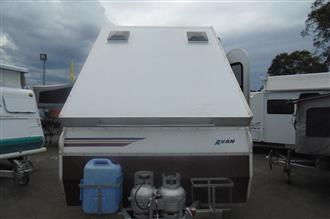2000 Avan Aliner Camper