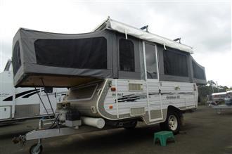 2005 Goldstream Off Road Camper