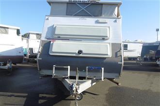 2001 Coromal Seka535 Off Road Pop-Top Caravan