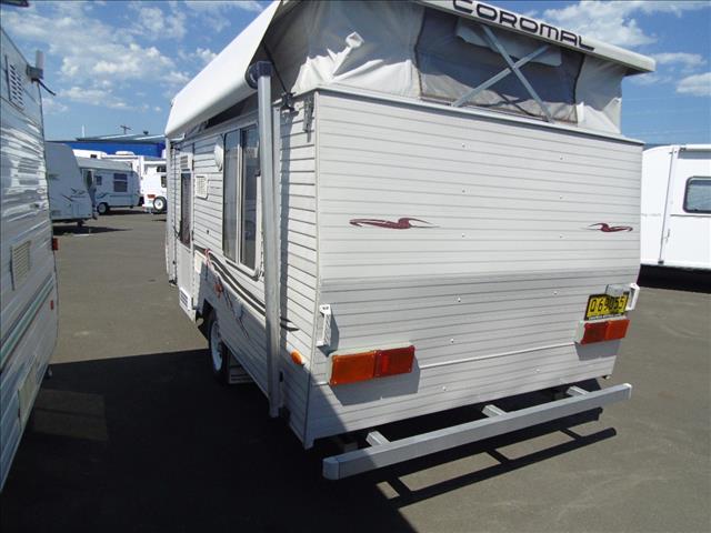 Excellent Coromal Excel 511 2003 Pop Top Caravan For Sale In Nowra NSW  Coromal