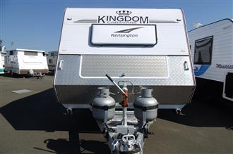 2013 Kingdom Kensington 20FT Caravan
