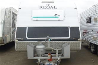2012 Regal Tracker