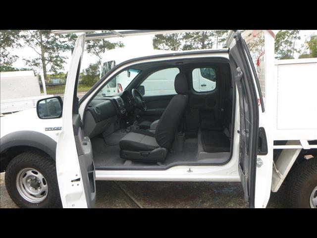 2008 Ford Ranger XL PJ Utility