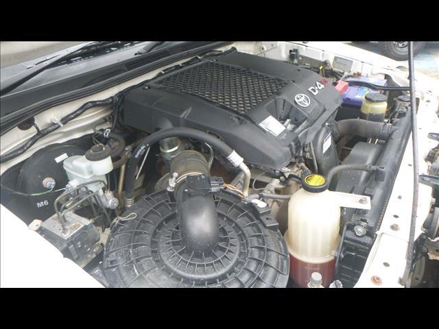 2011 Toyota Hilux SR KUN26R MY10 Utility